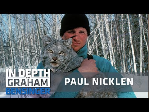 Paul Nicklen: I was a bad student