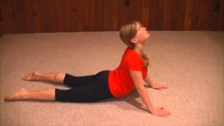 Упражнения для укрепления мышц спины(В данном видео продемонстрирован комплекс упражнений для укрепления мышц спины и формирования правильной..., 2015-10-30T23:26:52.000Z)