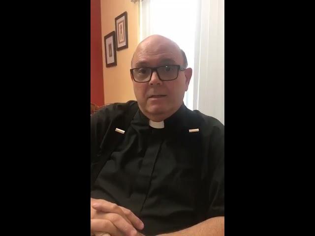 El Padre Fernando Heria se une en apoyo a Ni1+