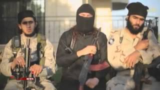 Hamas militants declared war igil/хамас обьявила войну игил!!