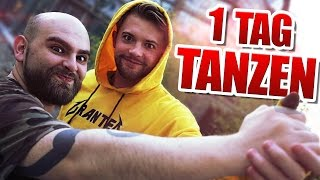 1 TAG LANG TANZEN! - Andre vs Cengiz