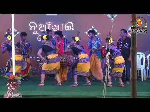 RASARKELI DANCE AT NUAKHAI BHETGHAT 2017 BHOPAL