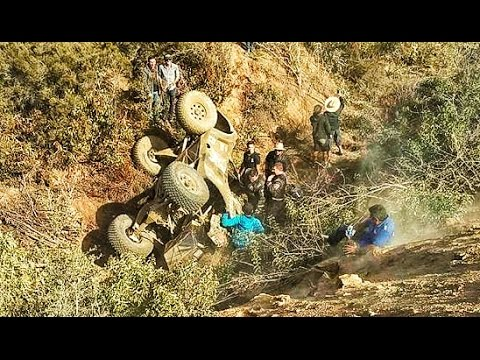 We Rolled the Trophy Truck!!! Baja 1000
