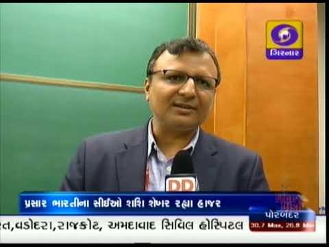 Prasar Bharati CEO discusses Doordarshan as a Media brand discussed in IIM Ahmedabad