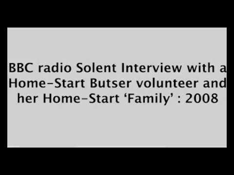 BBC Radio Solent with Home-Start Butser