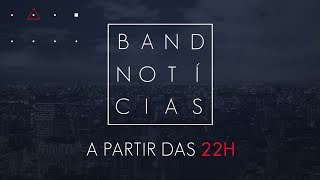 BAND NOTÍCIAS  - 19/11/2019