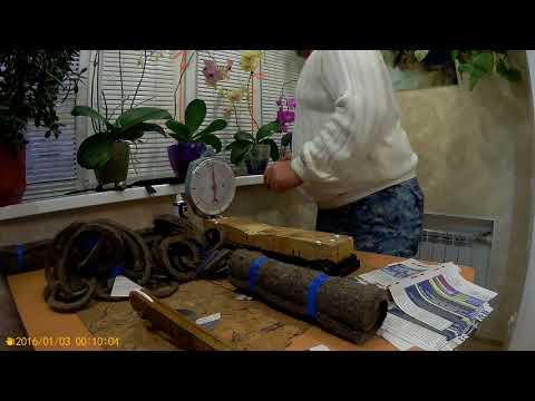 Сова от Кизляра - сталь AUS-8