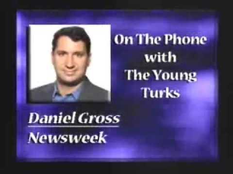 "Dan Gross of Newsweek calls Michael Steele ""Stupid"""