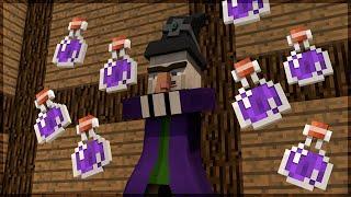 Minecraft 1.9: FARM DE POÇÕES INFINITAS   GUERRA DE MOBS   NOVOS SONS!