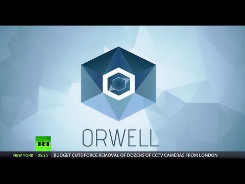 Snooping Online Orwell Game Puts Users Into Shoes Of Data - Collection specialist