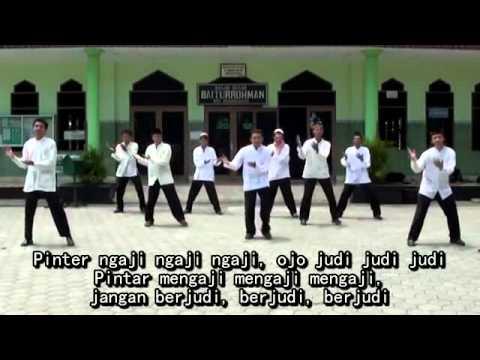 SNSG - Pinter Ngaji (Full Clip Version) with Lyrics and Indonesian Subs.mp4