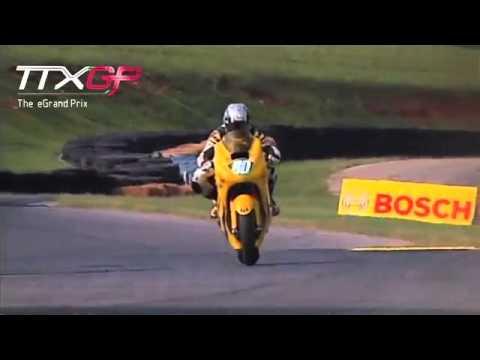 TTXGP Electric Motorcycle