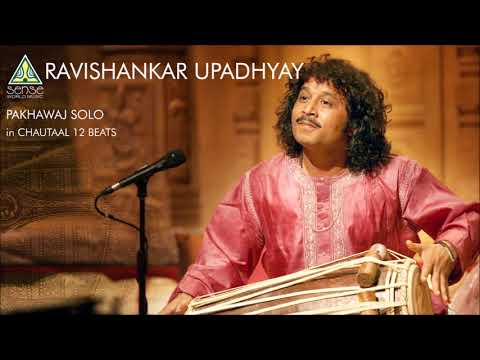 Pakhawaj Solo in Chautaal | Ravishankar Upadhyay | Live at Saptak Festival