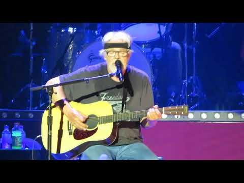 Bob Seger Like A Rock Live Mohegan Sun Arena Uncasville Connecticut 9/16/17