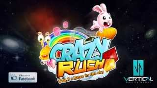 Crazy Rush : Vol 1 : Race in the sky
