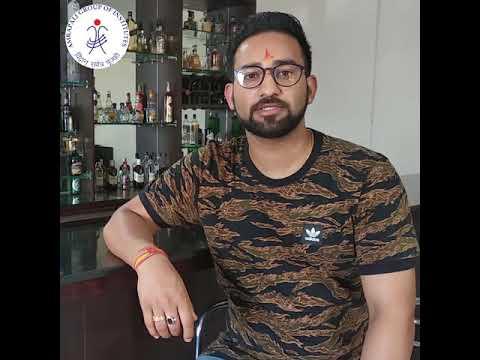 Gaurav Pandey | Alumni Testimonial | Amrapali Group Of Institutes Haldwani |