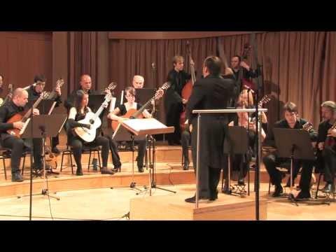 NABUCCO OVERTURE - Giuseppe Verdi - Orkester Mandolina Ljubljana - Maestro Andrej Zupan