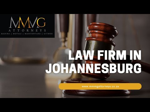 Law Firms In Johannesburg South Africa
