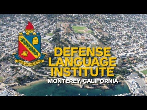 Defense Language Institute Monterey Ca Youtube