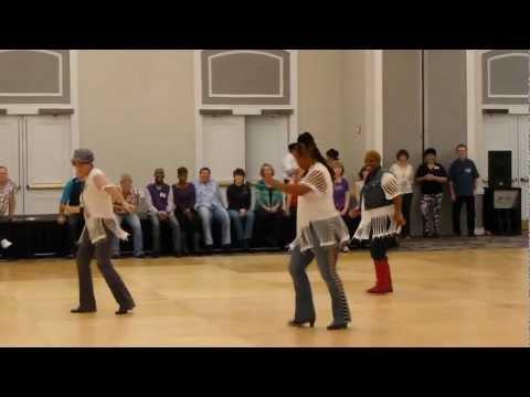 Anger Management Line Dance Demo