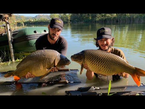 Lago LA SCOTT | Catture CARPFISHING Estate 2020