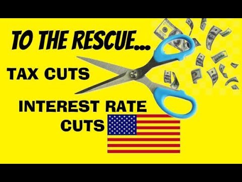 tax-cuts-&-rate-cuts-to-rescue-broke-americans,-more-wh-lies,-economy-of-debt