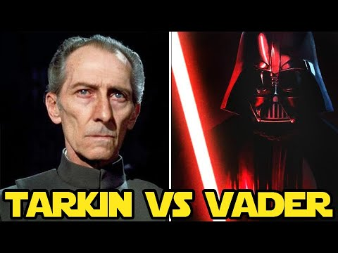 Star Wars Finally Reveals Why Darth Vader Obeys Tarkin