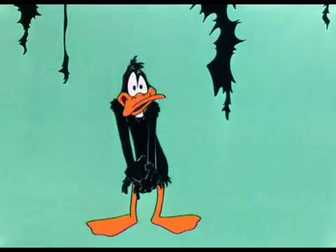 Daffy Duck Teaser