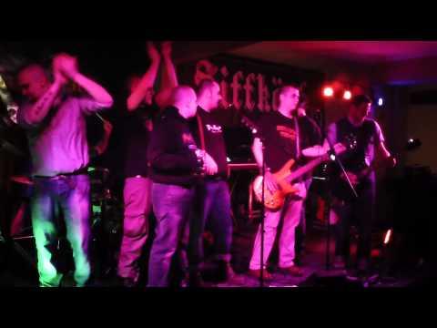Siffköpf (Oi Punk Ebern) Zeit zum saufen Live @ Irish Pub Coburg 07022014