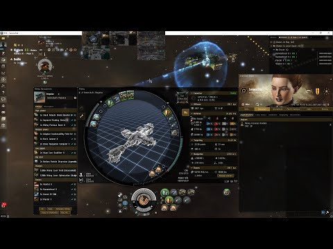Eve Online Theorycrafting (Porpoise; Low Sec)