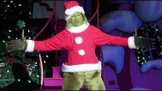 How The Grinch Stole Christmas at Universal Orlando! | Grinchmas, Wholidays & Grinch Merch