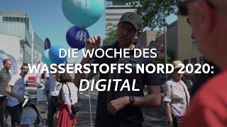 Die WOCHE DES WASSERSTOFFS NORD 2020 digital