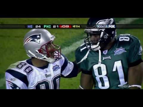 Super Bowl XXXIX  - Rodney Harrison Interception