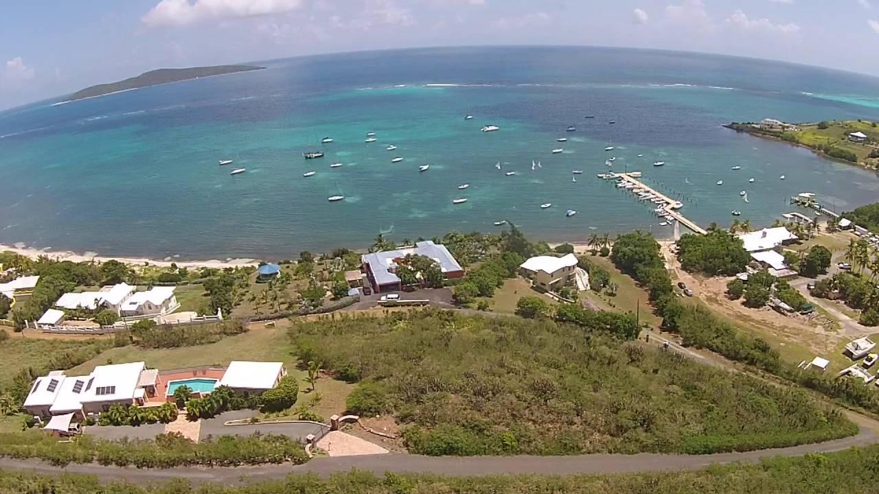 Auto For Sale St Croix Usvi: 14 A & B North Slob Land Aerial St. Croix, US Virgin Is
