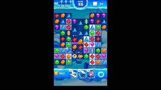 Jewel Pop Mania:Match 3 Puzzle Level 41 ( Jewel Ice Episode ) - Walkthrough ( No Booster ) screenshot 5