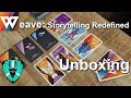 Weave: Storytelling Redefined Unboxing - A Tarot Card RPG