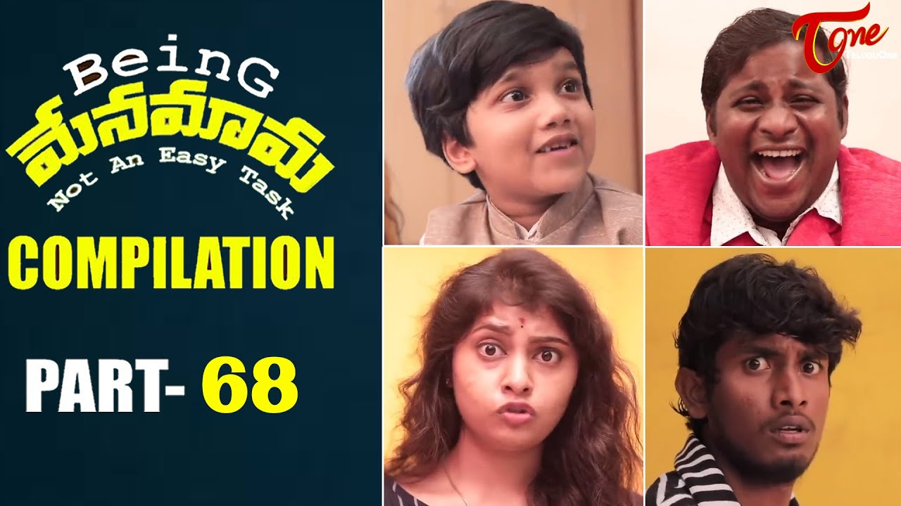 Download Best of Being Menamama | Telugu Comedy Web Series | Highlight Scenes Vol #68 | Ram Patas | TeluguOne