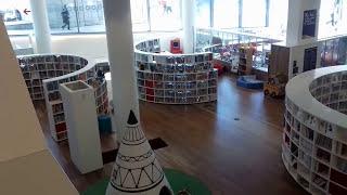 Библиотека в Амстердаме