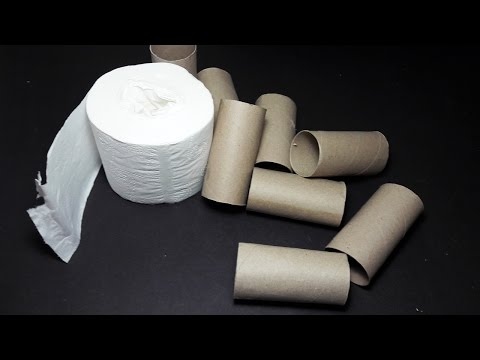 |DIY| 3 Creative Ideas With Toilet paper roll |  Toilet Paper Roll Craft Ideas & Hacks