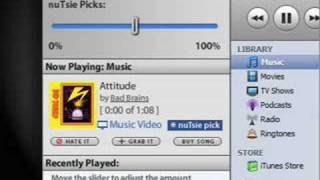 Video Discover new, free music with nuTsie sideTunes download MP3, 3GP, MP4, WEBM, AVI, FLV Juni 2018