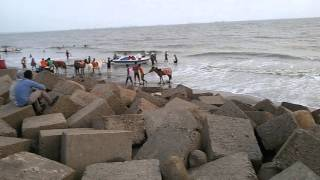 Patenga Sea Beach Chittagong