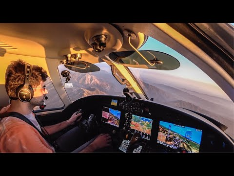 Colorado To Smoky LA! Private Jet Flight