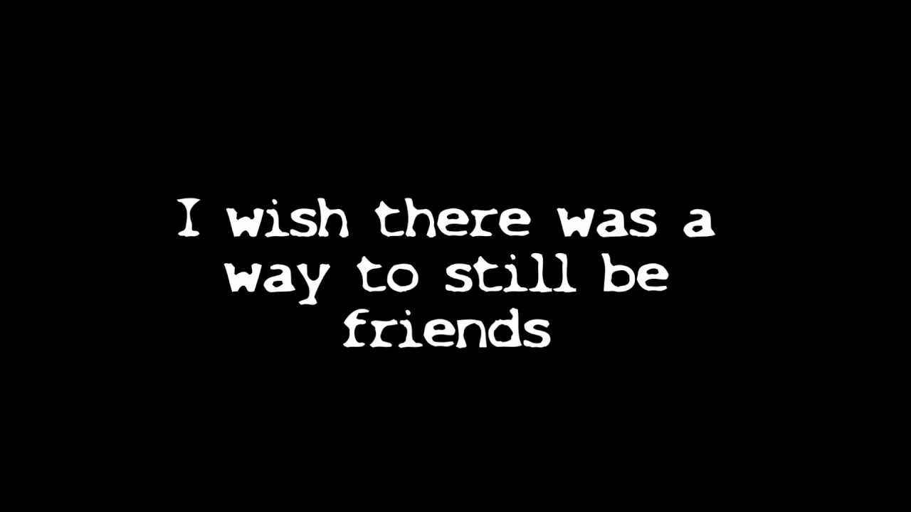 Help on writing the wall lyrics youtube