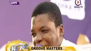 Shocking performance 😍🤩🤩 by Groove Masters#Akinka TV #Kronkron #Gospel #Live band