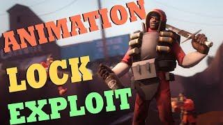 TF2 - Animation Lock Exploit (The funniest exploit ever!)