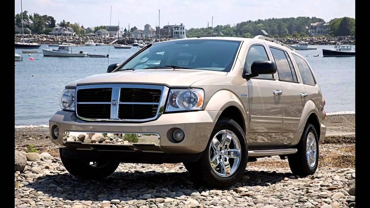 2009 Dodge Durango Hybrid Chrysler Aspen