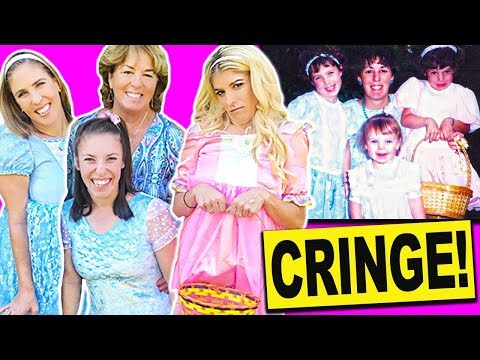 Recreating our Cringy Childhood Photos! *Hilarious*