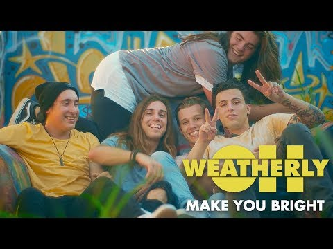 "Oh, Weatherly Releases ""Make You Bright"" Video"