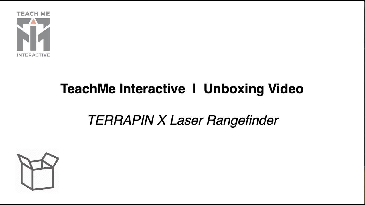 Terrapin X: Linking the Terrapin X with the Kestrel 5700