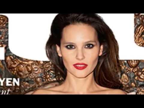 "Virginie Ledoyen en Une de ""Lui"" - YouTube"